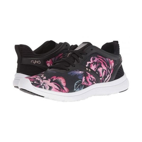 Ryka ライカ レディース 女性用 シューズ 靴 スニーカー 運動靴 Cosmos - Black Multi