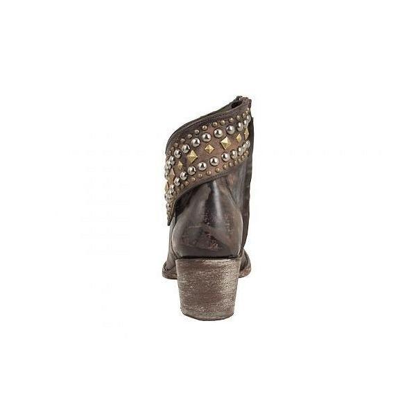 Old Gringo オールドグリンゴ レディース 女性用 シューズ 靴 ブーツ ウエスタンブーツ MiniBelinda - Chocolate
