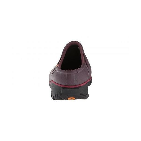 Bogs ボグス レディース 女性用 シューズ 靴 クロッグ ミュール Sauvie Solid Clog - Wine