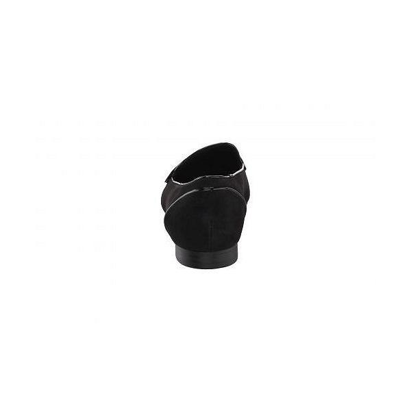Anne Klein アン クライン レディース 女性用 シューズ 靴 ローファー ボートシューズ Idris - Black Leather