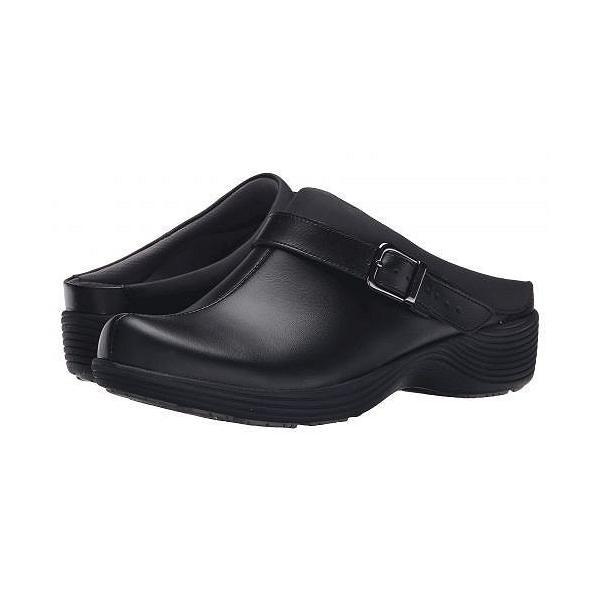 Dansko ダンスコ レディース 女性用 シューズ 靴 クロッグ ミュール Carnation - Black Leather