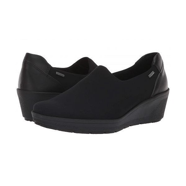 ara アラ レディース 女性用 シューズ 靴 ヒール Nicky - Black Fabric