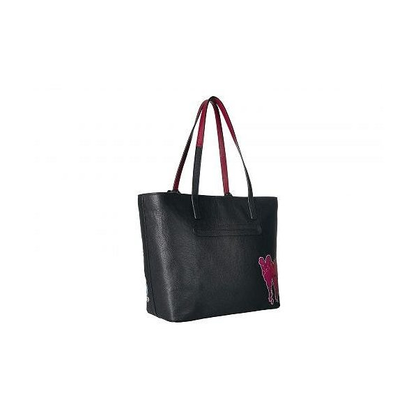Brighton ブライトン レディース 女性用 バッグ 鞄 トートバッグ バックパック リュック Love Scribble Tote - Black Multi