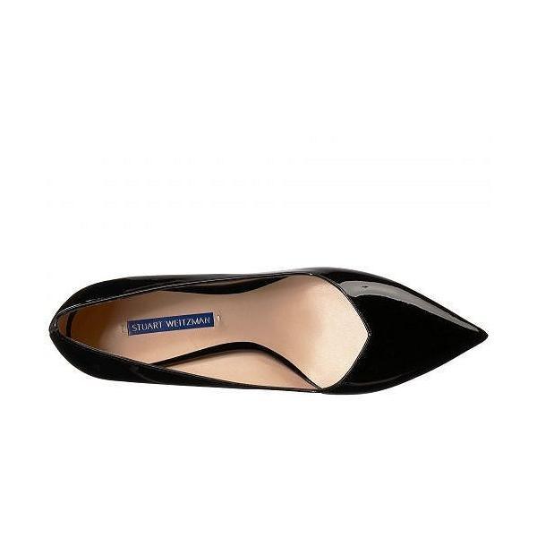 Stuart Weitzman スチュアートワイツマン レディース 女性用 シューズ 靴 ヒール Anny 70 - Black Patent
