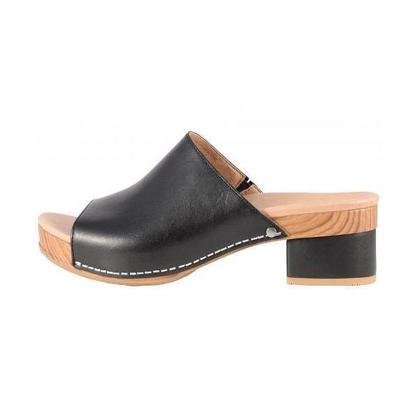 Dansko ダンスコ レディース 女性用 シューズ 靴 ヒール Maci - Black Full Grain