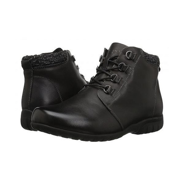 Prop?t プロペット レディース 女性用 シューズ 靴 ブーツ アンクルブーツ ショート Delaney - Black Leather