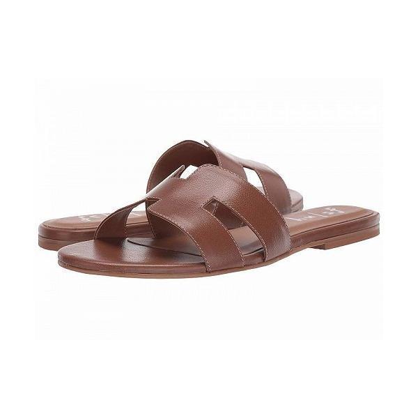 French Sole フレンチソール レディース 女性用 シューズ 靴 サンダル Alibi Sandal - Cognac Leather