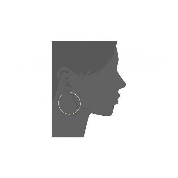 Vince Camuto ヴィンスカムート レディース 女性用 ジュエリー 宝飾品 イヤリング Thin Hoop Earrings - Gold