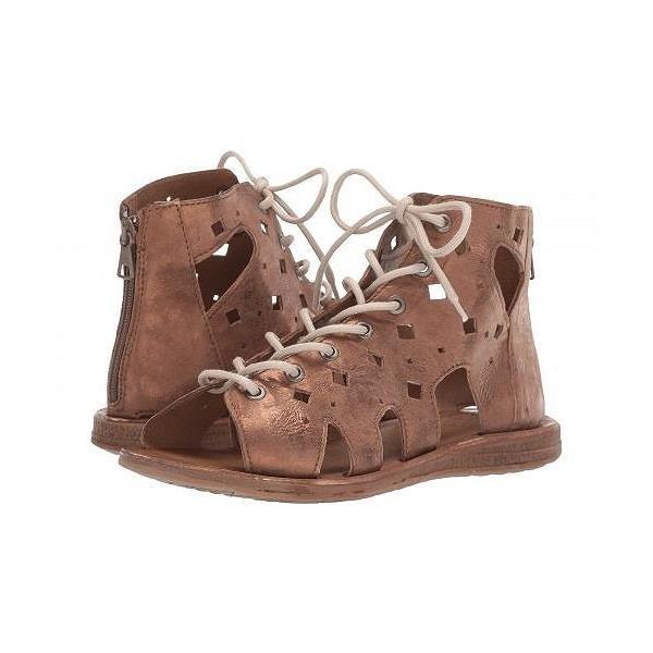 Miz Mooz ミズムーズ レディース 女性用 シューズ 靴 サンダル Florence - Bronze