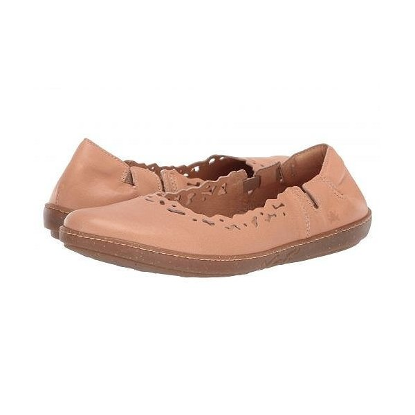 El Naturalista エルナチュラリスタ レディース 女性用 シューズ 靴 フラット Coral N5308 - Nude