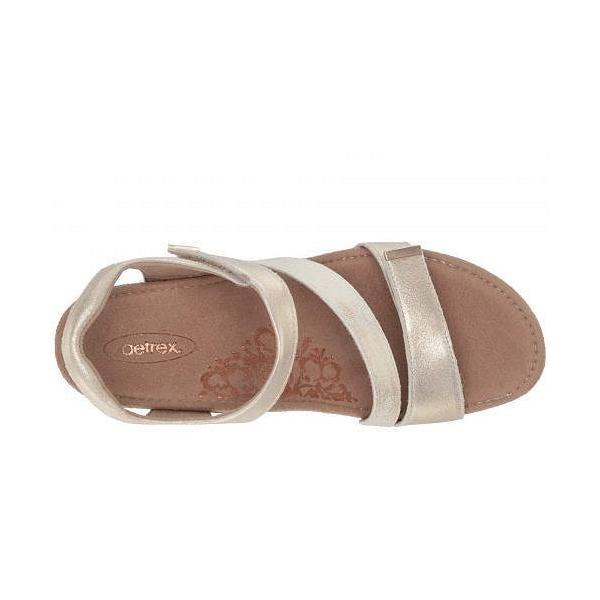 Aetrex エートレックス レディース 女性用 シューズ 靴 ヒール Brynn - Gold