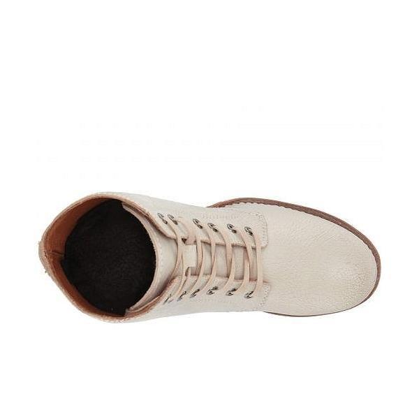 Frye フライ レディース 女性用 シューズ 靴 ブーツ レースアップブーツ Sabrina 6G Lace Up - Off-White