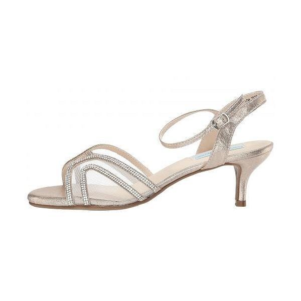 Touch Ups トーチアップス レディース 女性用 シューズ 靴 ヒール Layla - Champagne