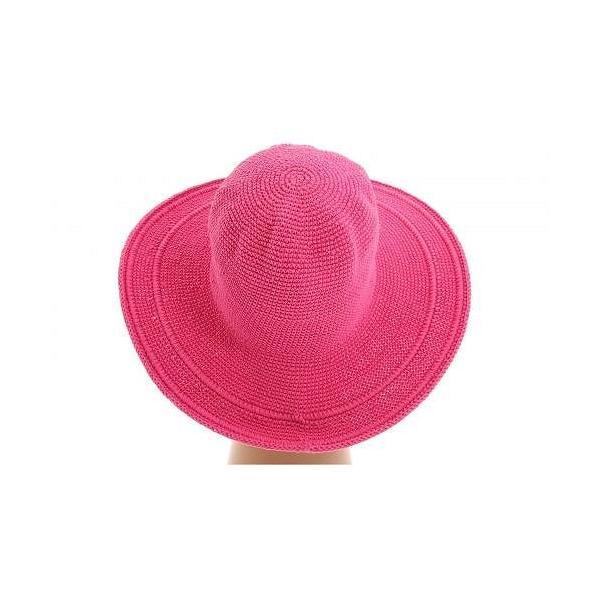 San Diego Hat Company サンディエゴハットカンパニー レディース 女性用 ファッション雑貨 小物 帽子 サンハット CHL5 Floppy Sun Hat - Hot Pink