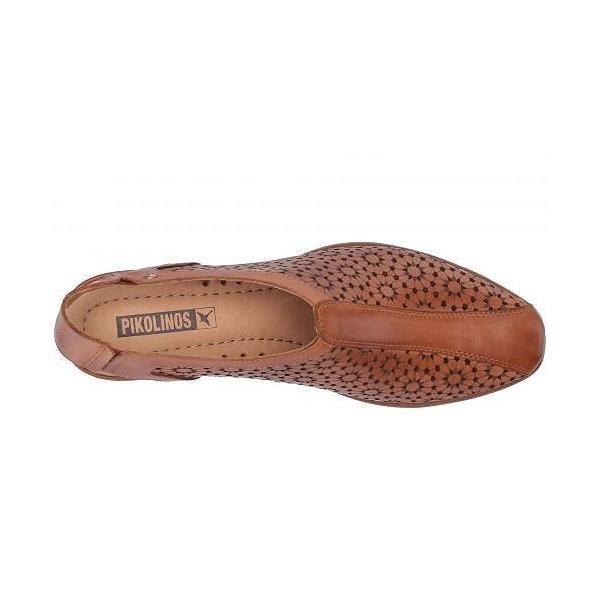 Pikolinos レディース 女性用 シューズ 靴 ヒール Romana W96-1746 - Brandy