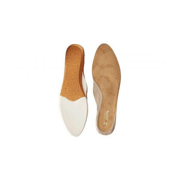 Naot ナオト レディース 女性用 シューズ 靴 インソール 中敷 FB26 - Prima Bella Replacement Footbed - Gold