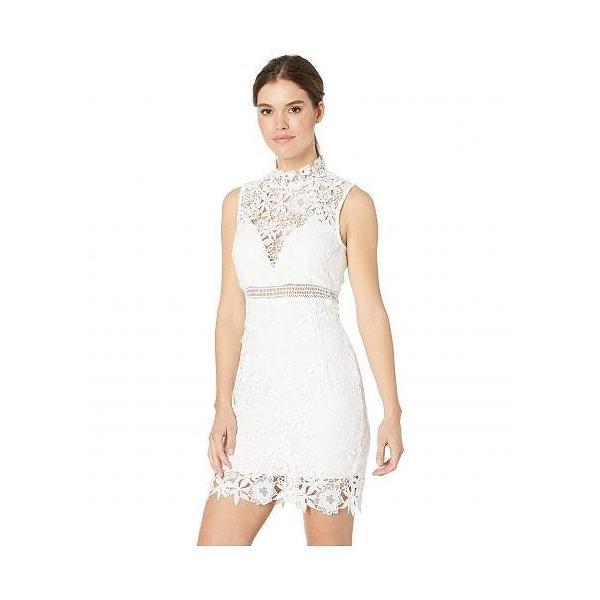 Bardot バードット レディース 女性用 ファッション ドレス Paris Lace Dress - Ivory