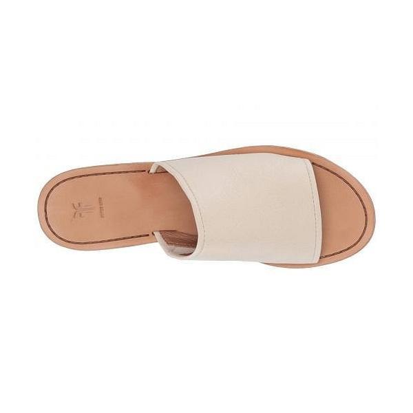 Frye フライ レディース 女性用 シューズ 靴 サンダル Robin Slide - Off-White