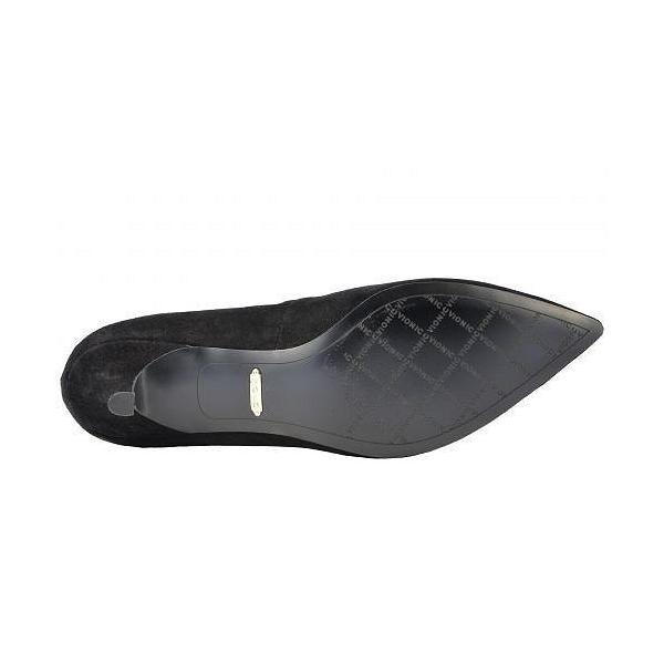 VIONIC バイオニック レディース 女性用 シューズ 靴 ヒール Josie - Black Suede