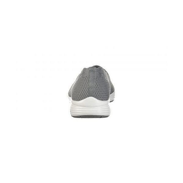 SKECHERS スケッチャーズ レディース 女性用 シューズ 靴 ローファー ボートシューズ Seager - Stat - Grey
