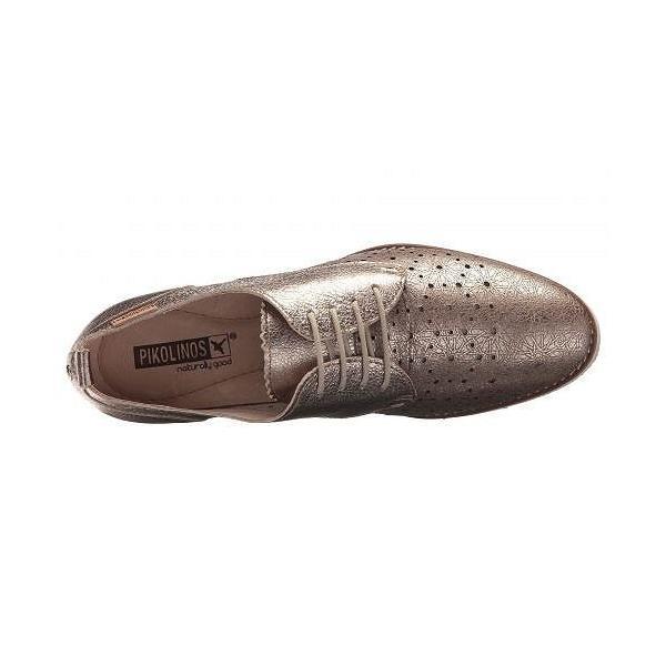 Pikolinos レディース 女性用 シューズ 靴 オックスフォード 紳士靴 通勤靴 Royal W3S-5777CL - Stone