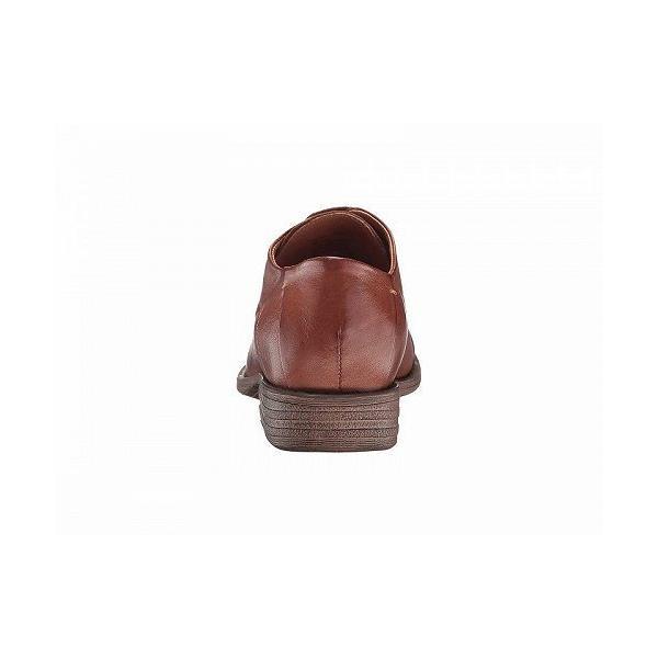 Miz Mooz ミズムーズ レディース 女性用 シューズ 靴 オックスフォード 紳士靴 通勤靴 Letty - Brandy
