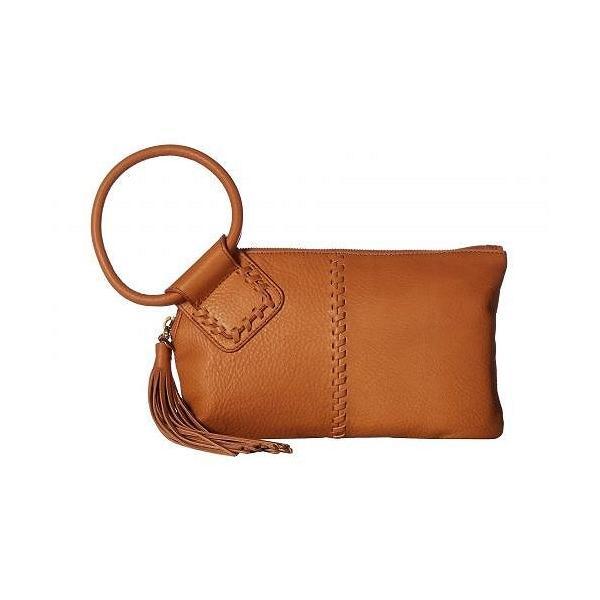 Hobo ホーボー レディース 女性用 バッグ 鞄 ハンドバッグ クラッチ Sable - Whiskey