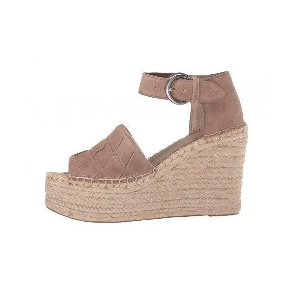Marc Fisher LTD マークフィッシャーリミテッド レディース 女性用 シューズ 靴 ヒール Adalla - Taupe Suede