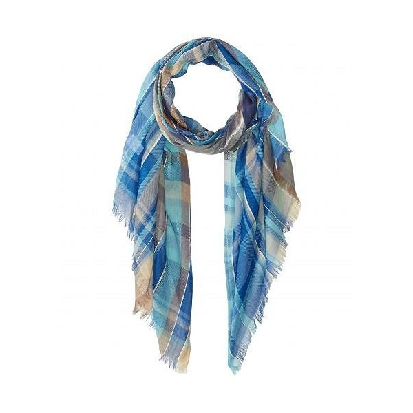 Pistil レディース 女性用 ファッション雑貨 小物 スカーフ マフラー Annie Scarf - Blue