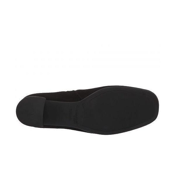 La Canadienne ラカナディアン レディース 女性用 シューズ 靴 ブーツ アンクルブーツ ショート Jordyn - Black Suede