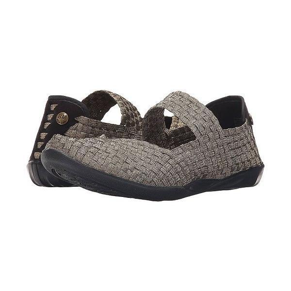 bernie mev. ベルニー レディース 女性用 シューズ 靴 フラット Cuddly - Bronze