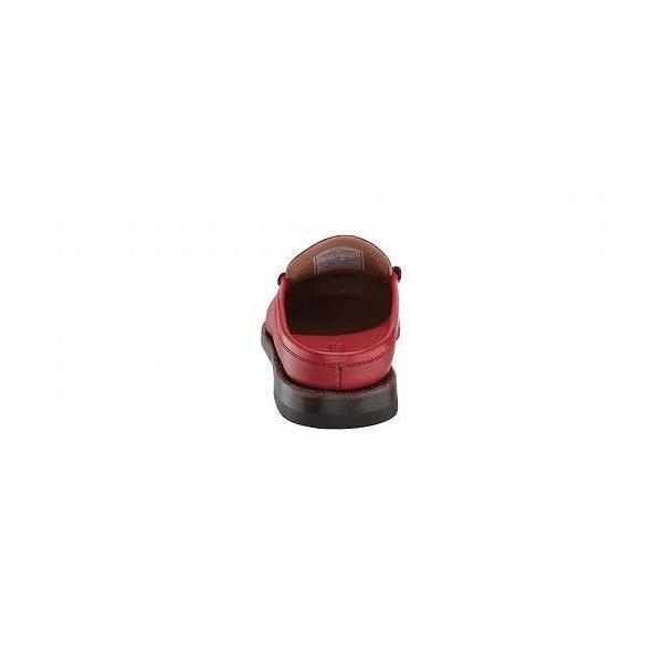 Sebago セバゴ レディース 女性用 シューズ 靴 ローファー ボートシューズ Classic Dan Clog Pop - Red
