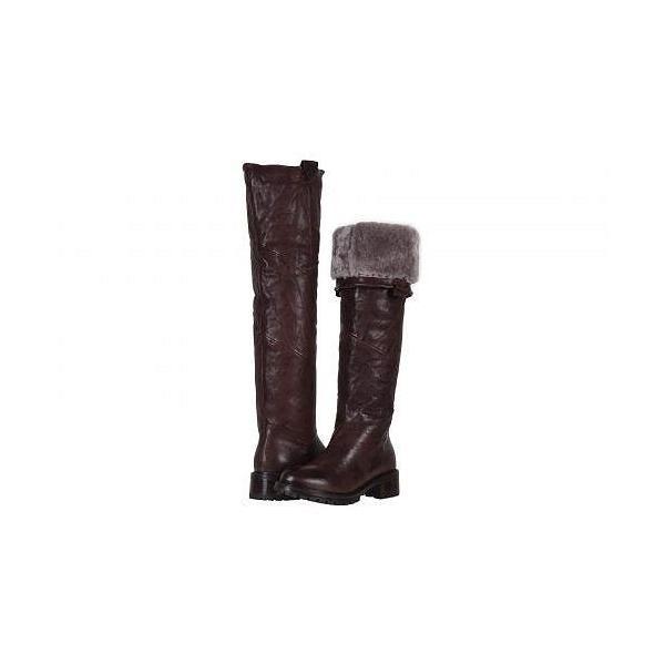 Ross & Snow レディース 女性用 シューズ 靴 ブーツ ロングブーツ Elena SP - Espresso