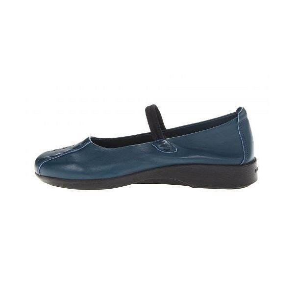 Arcopedico アルコペディコ レディース 女性用 シューズ 靴 フラット Shawna - Indigo