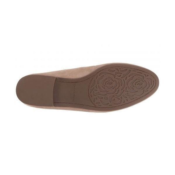 Taryn Rose タリンローズ レディース 女性用 シューズ 靴 フラット Blythe - Taupe Suede