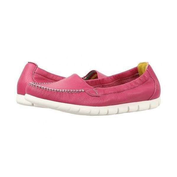 SAS サス レディース 女性用 シューズ 靴 ローファー ボートシューズ Sunny - Pink