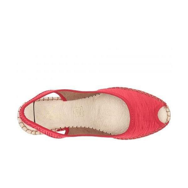 Spring Step スプリングステップ レディース 女性用 シューズ 靴 ヒール Jeanette - Red