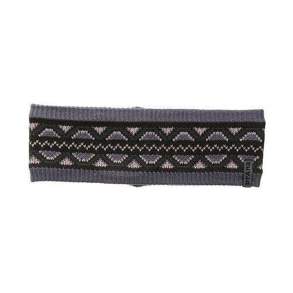 Prana プラナ レディース 女性用 ファッション雑貨 小物 帽子 ヘッドバンド Addison Headband - Charcoal