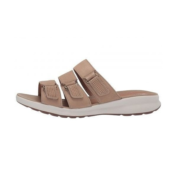 Clarks クラークス レディース 女性用 シューズ 靴 サンダル Un Adorn Lane - Sand Nubuck