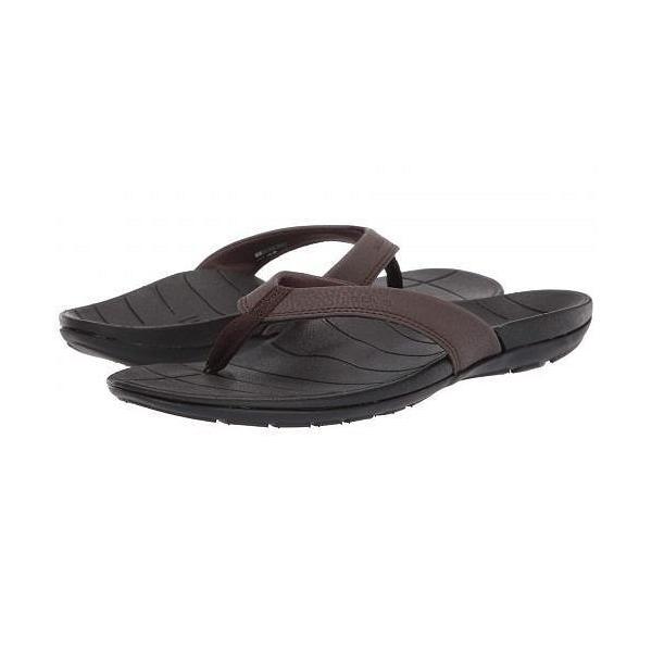 SOLE ソール レディース 女性用 シューズ 靴 サンダル Baja Flip - Dark Brown