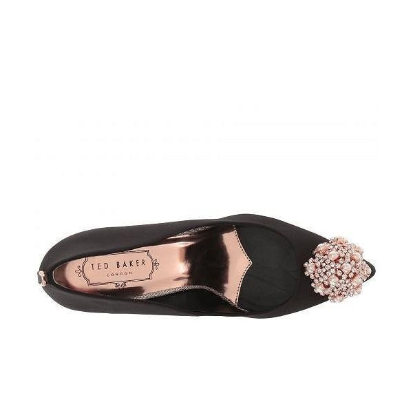 Ted Baker テッドベイカー レディース 女性用 シューズ 靴 ヒール Peetch 2 - Black Textile