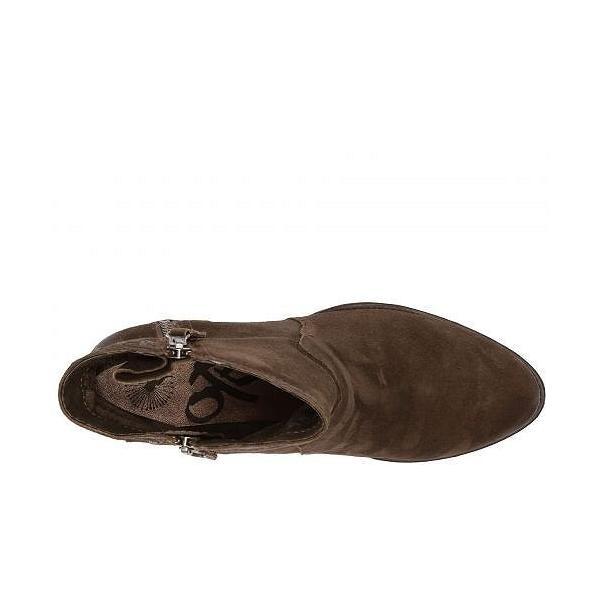 OTBT オーティービーティー レディース 女性用 シューズ 靴 ブーツ アンクルブーツ ショート Red Eye - Sable