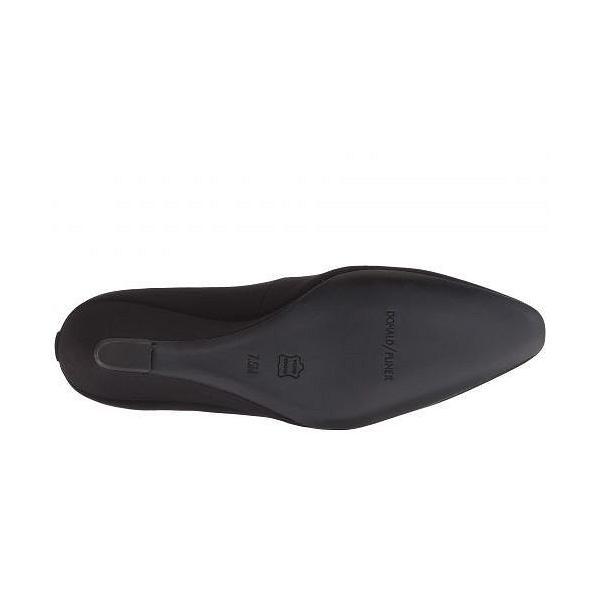 Donald J Pliner ドナルドジェープリナー レディース 女性用 シューズ 靴 ヒール Jeri - Black Crepe Elastic