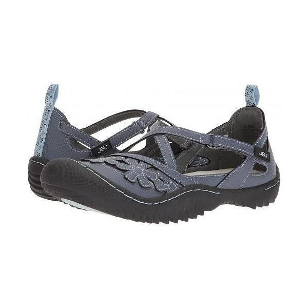 JBU ジェービーユー レディース 女性用 シューズ 靴 フラット Blossom Vegan - Denim Blue