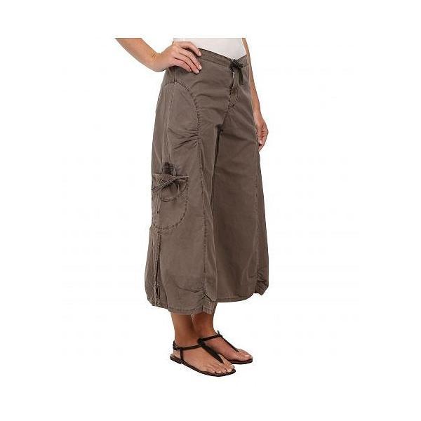 XCVI エックスシーヴイアイ レディース 女性用 ファッション パンツ ズボン Cargo Gaucho Crop - Mink