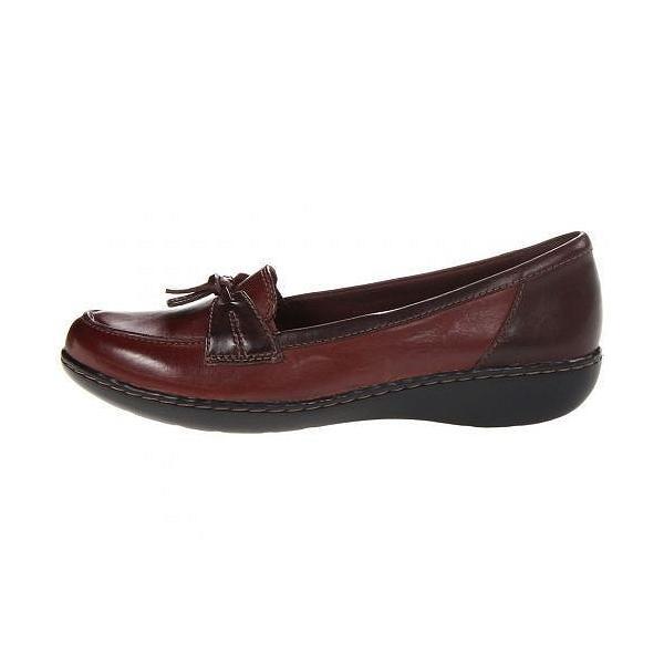 Clarks クラークス レディース 女性用 シューズ 靴 ローファー ボートシューズ Ashland Bubble - Brown Multi|ilovela|04
