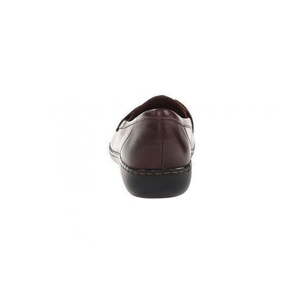 Clarks クラークス レディース 女性用 シューズ 靴 ローファー ボートシューズ Ashland Bubble - Brown Multi|ilovela|05