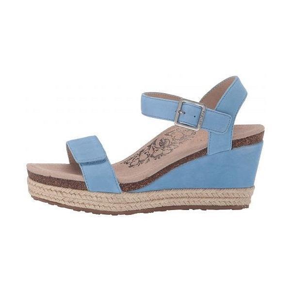 Aetrex エートレックス レディース 女性用 シューズ 靴 ヒール Sydney - Spring Blue