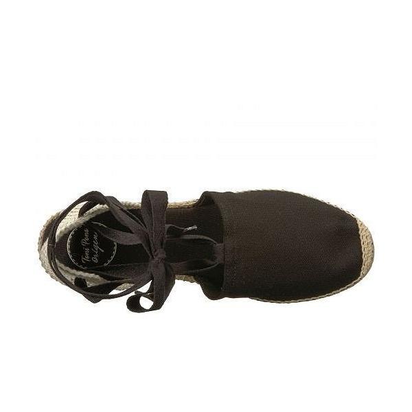 Toni Pons トニーポンズ レディース 女性用 シューズ 靴 ヒール Valencia - Black Canvas