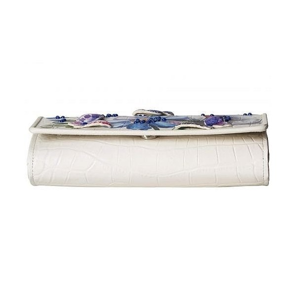 Brighton ブライトン レディース 女性用 バッグ 鞄 バックパック リュック Blanc Jardin Organizer - White/Multi